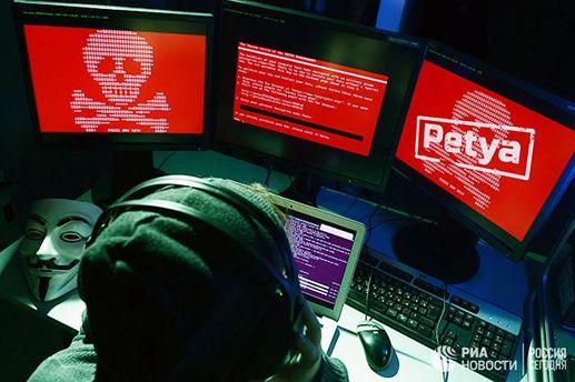 В России отвергают обвинения СБУ в атаках вирусом Petya.A