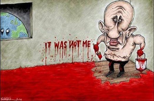 Російська влада надалі скоюватиме політичні вбивства