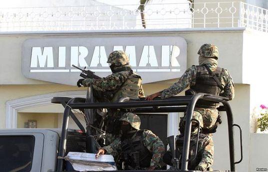 В Мексике полиция и военные застрелили членов наркокартеля
