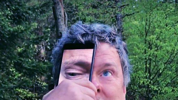 Мишель Гондри с iPhone 7