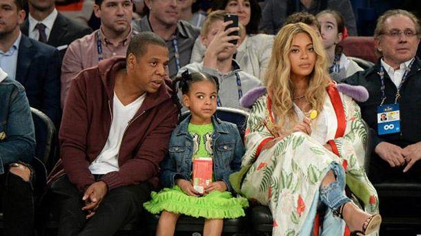 Jay-Z, Блу Айви и Бейонсе