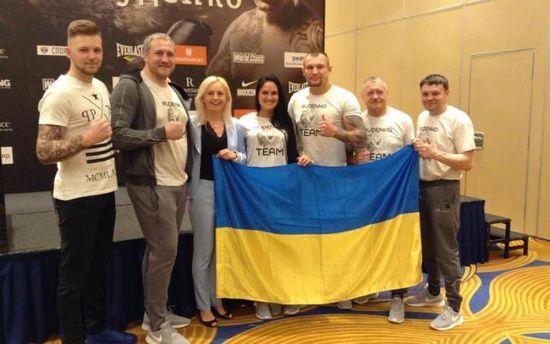 У мережі показали реакція росіян на гімн України перед боєм Руденко – Повєткін