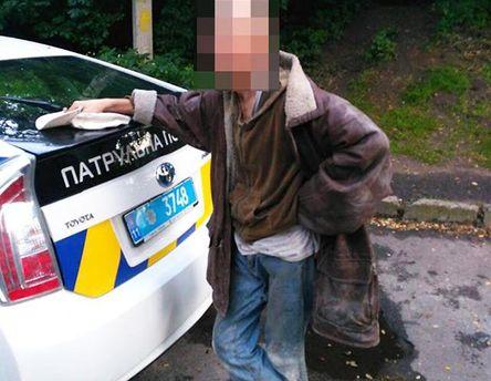 Полиция задержала во Львове нападавшего на супругов