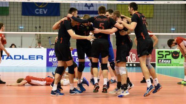 Збірна України з волейболу стала першою переможницею Євроліги