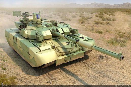 Пакистан намерен заказать большую партию танков украинского производства