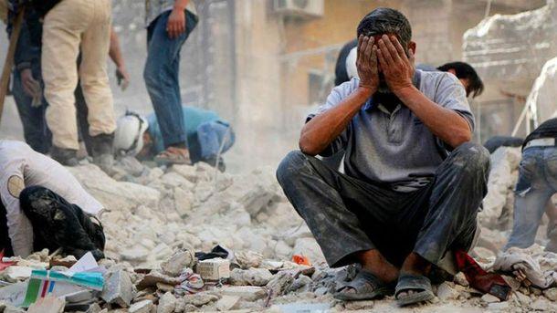 Війна у Сирії (Ілюстрація)