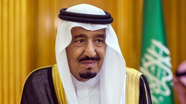 Король Саудівської Арав