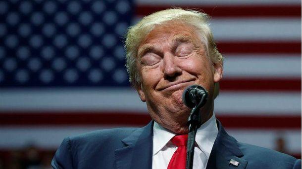 Дональд Трамп попал в очередной скандал с прессой