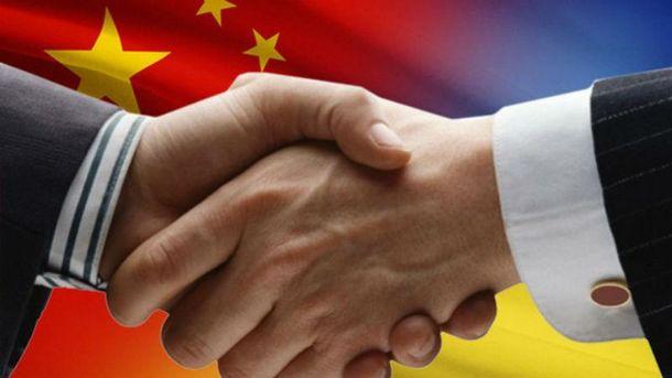 Украинско-китайское сотрудничество