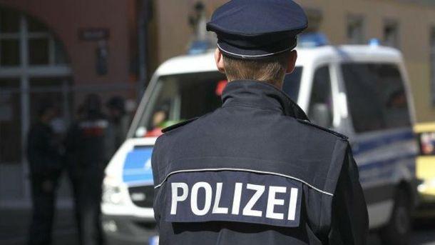 Немецкие правоохранители изъяли запас оружия