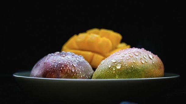 Как выбирать спелое манго