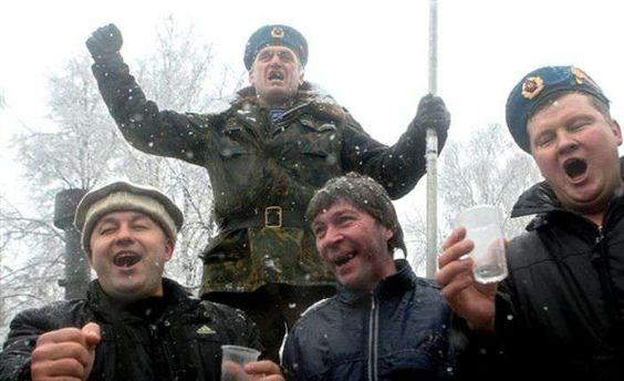 Росію врятує алкоголь