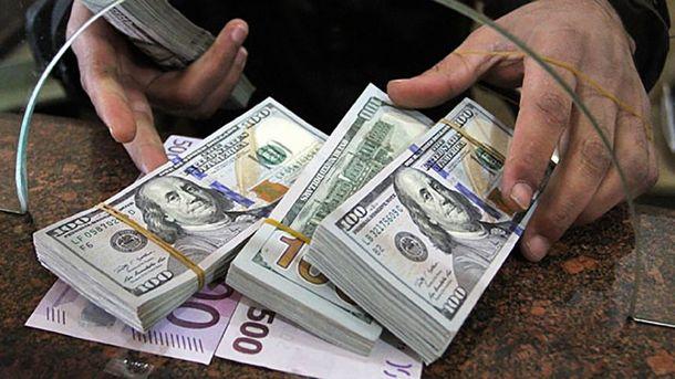 Наличный курс валют 3 июля в Украине