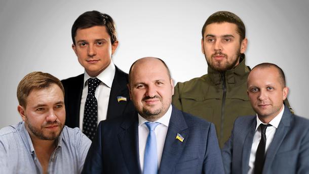 Недоторканність хочуть зняти з 5 депутатів