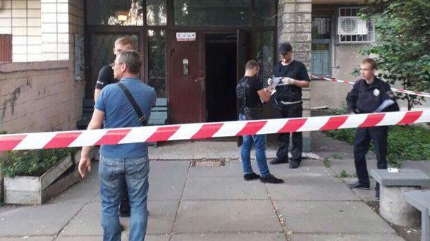 В Киеве застрелили мужчину