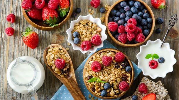 Идея для летнего завтрака