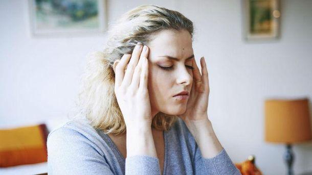 Головний біль зранку (Ілюстрація)
