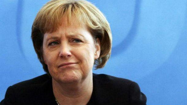 Меркель усвоїй передвиборній програмі згадала про Україну