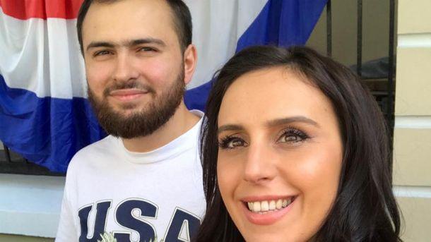 Джамала  уже отпраздновала День независимости США