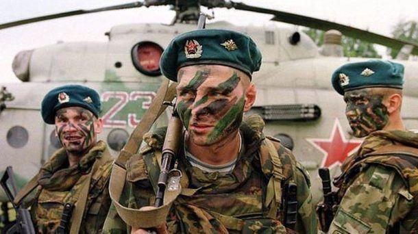 Російська армія накопичується на кордоні