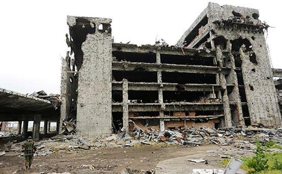 Ущерб от войны на Донбассе достигает десятков миллиардов долларов