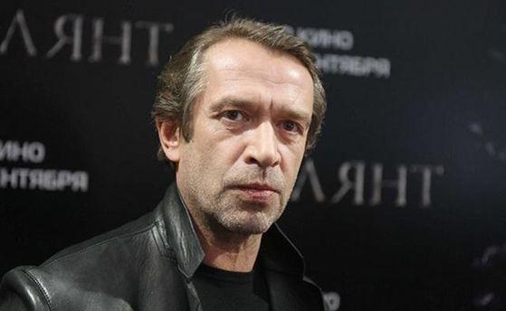 Володимир Машков не отримував від СБУ заборони на в'їзд в Україну