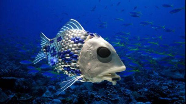 Риба-робот