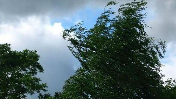 У Маріуполі оголошено штормове попередження