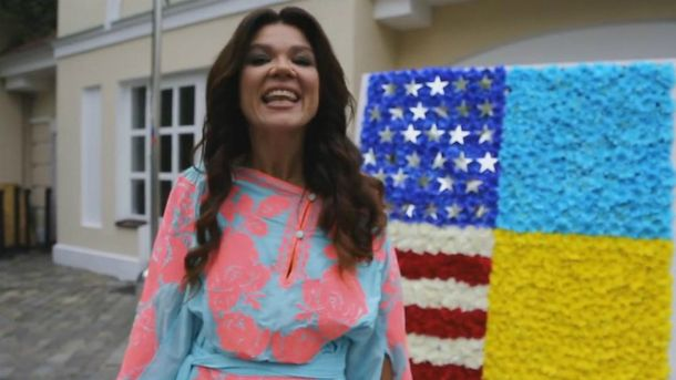 Руслана прийшла на святкування Дня незалежності США