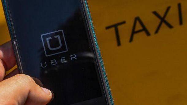 Uber планирует открыть штаб-квартиру в Киеве