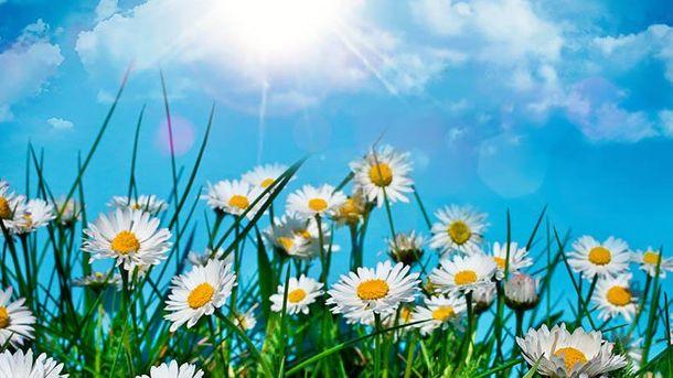 Прогноз погоди на липень в Україні