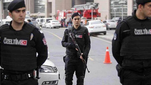 Стрілянина в Туреччині (Ілюстративне фото)