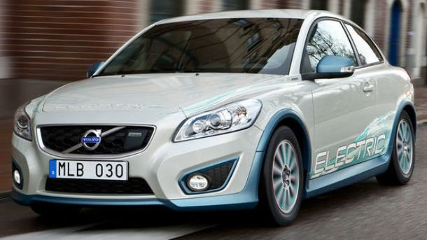 Volvo C30 Еlectric