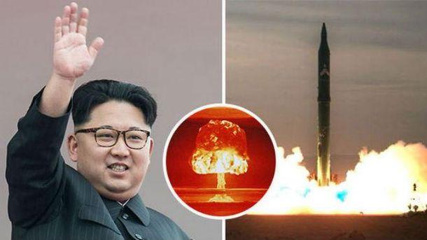 Запуск баллистической ракеты контролировал лично Ким Чен Ын