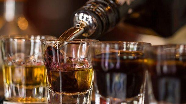 Експорт алкоголю (Ілюстративне фото)