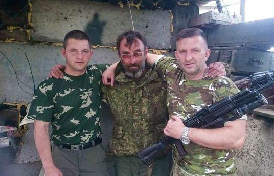 На Донбассе погиб боец АТО Владимир Бричак (на фото в центре)