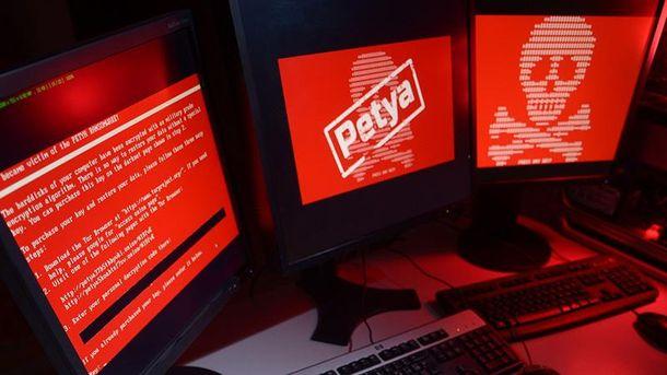 Хакерская атака в Украине (Иллюстративное фото)