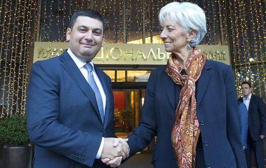 Уряд чекає нового траншу МВФ