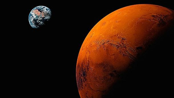 На Марсі знайшли