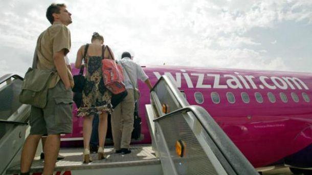 Wizz Air змінить правила перевезення ручної поклажі