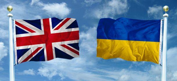 Украина и Великобритания начинают переговоры