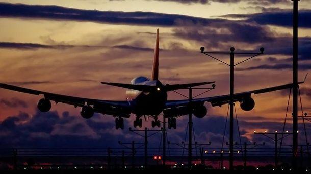 Повітряний простір перекрили через навчання (Ілюстративне фото)