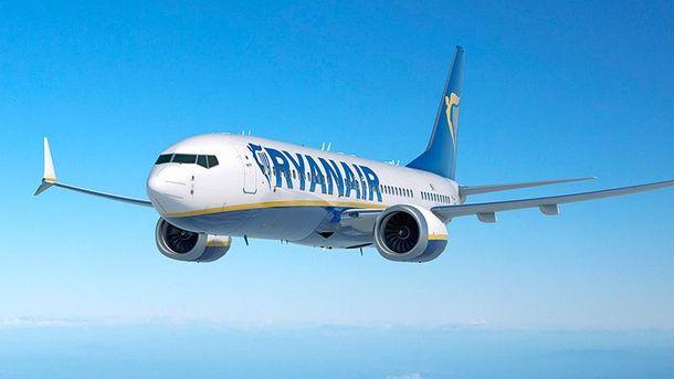 Ryanair в Украине (Иллюстративное фото)