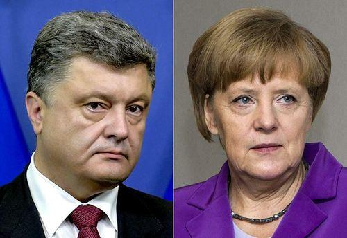 Меркель немає наміру виступати посередником між Путіним і Трампом наG20