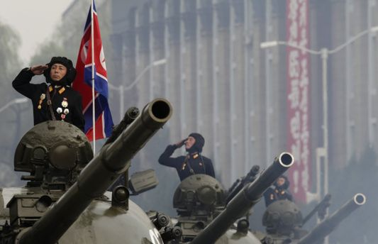 Санції проти КНДР