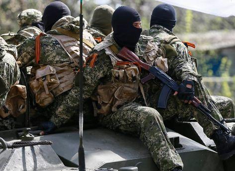 Бойовики на Донбасі готуються до евакуації