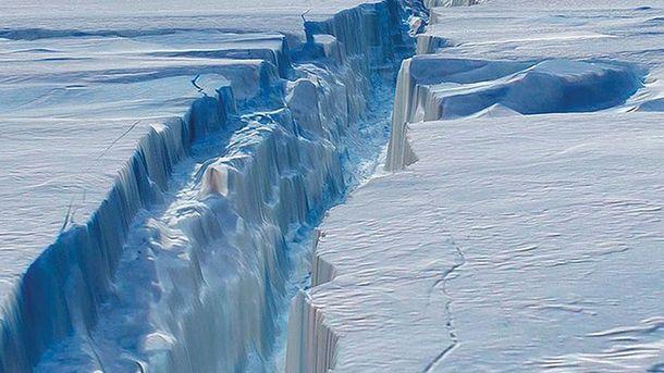 Ледник Ларсен