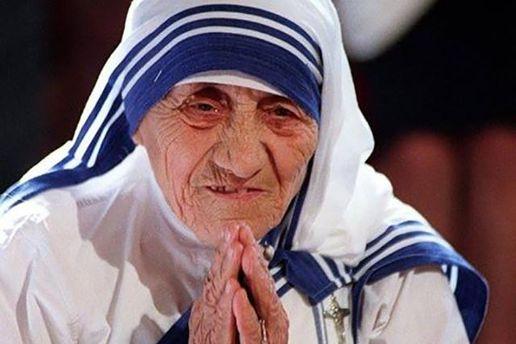 Мать Тереза – старушка, начавшая зарабатывать на