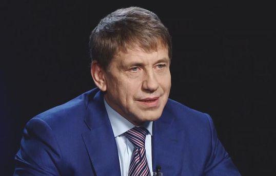 Зарплата Игоря Насалика