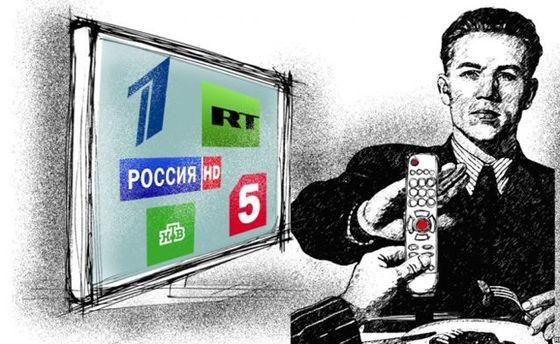 Російська пропаганда визнала, що збрехала про виступи